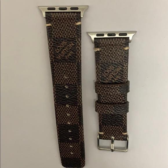 LV Apple Watch band